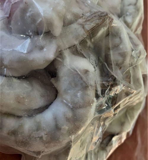 Shrimp White - closeup-wf