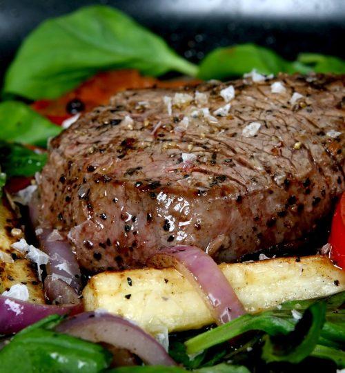 beef, food, green